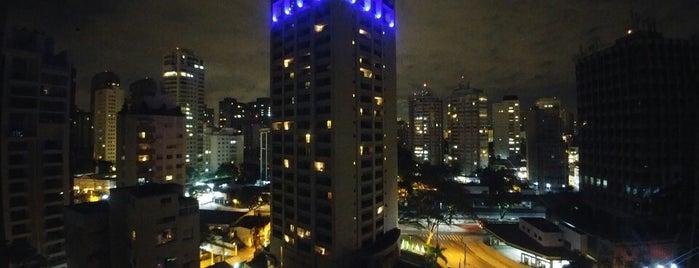 Radisson Blu Sao Paulo is one of Fernandoさんのお気に入りスポット.