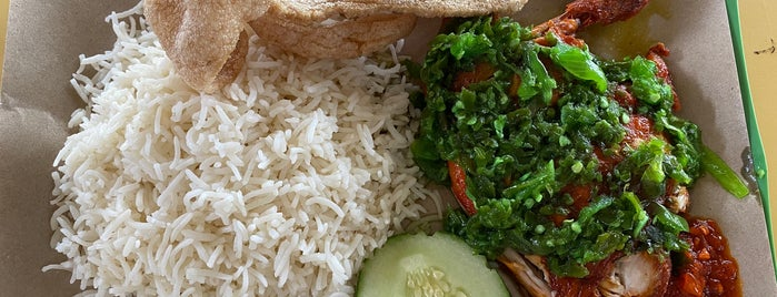 Green Chilli Chicken Rice is one of Hawker Stalls I Wanna Try... (3).