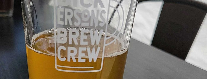 Bickersons Brewhouse is one of Breweries I Have Been To.