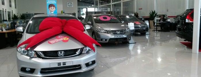 Honda Takai is one of Itajaí.