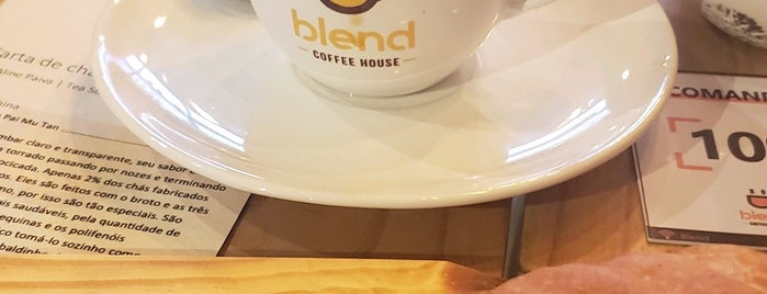 Blend Coffee House is one of fortaleza.