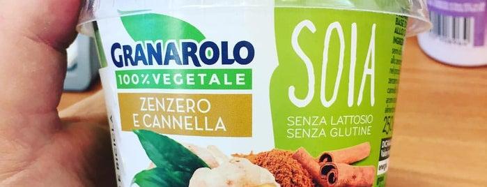 Granarolo S.p.A. is one of Bologna city.