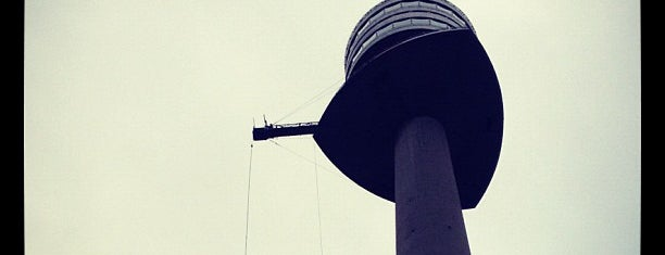 Donauturm is one of The #AmazingRace 23 travel map.