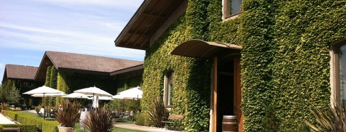Clos Du Val Winery is one of Jacquiさんの保存済みスポット.