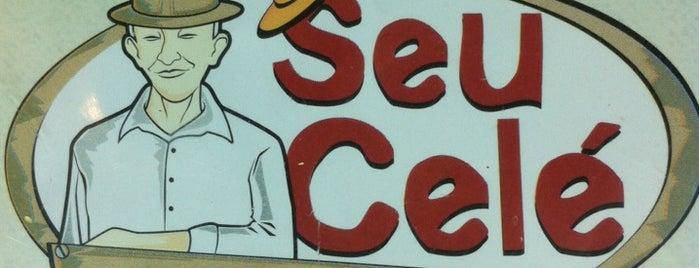 Seu Celé Comida Regional is one of Restaurantes a conhecer.