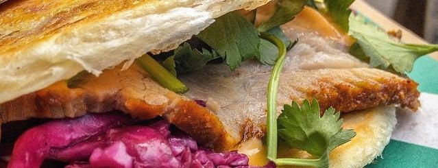Goa Taco is one of New York - Soho, Chinatown & Village.