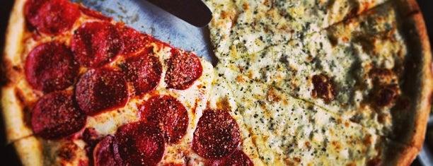 Mezza Luna Pizzeria is one of EUG.