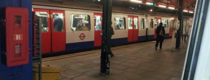 Royal Oak London Underground Station is one of United Kingdom.