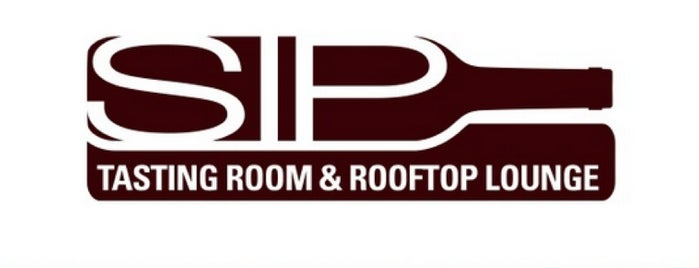 SIP Tasting Room and Rooftop Lounge is one of Gespeicherte Orte von Joshua.