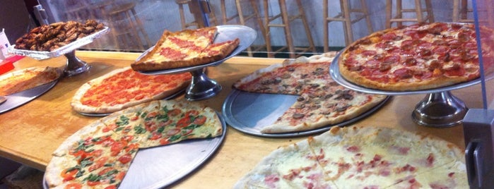Vic's Pizza is one of G. Village.