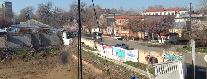 Grand Orzu Hotel Tashkent is one of Orte, die Alina gefallen.