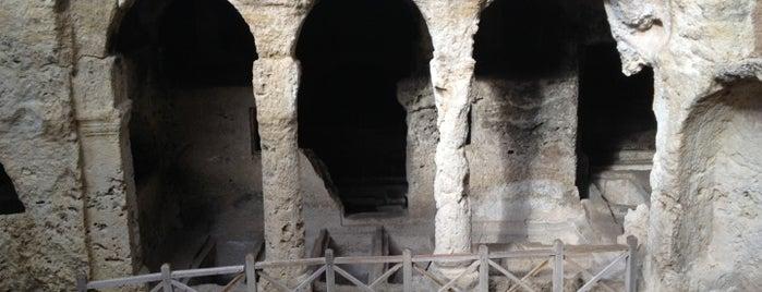 Beşikli Mağara Mezar Anıtı is one of Antakya - Hatay.