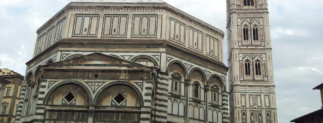 Battistero di San Giovanni is one of Florence See.