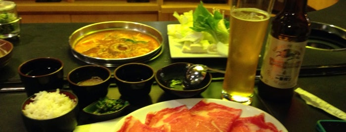 Kagayaki Shabu Shabu is one of Montreal.
