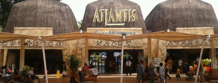 Atlantis Water Adventure is one of Salliさんのお気に入りスポット.