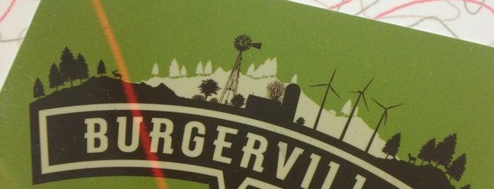 Burgerville is one of Posti che sono piaciuti a Cristina.