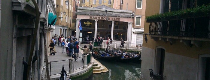 Hard Rock Cafe Venice is one of Venezia.