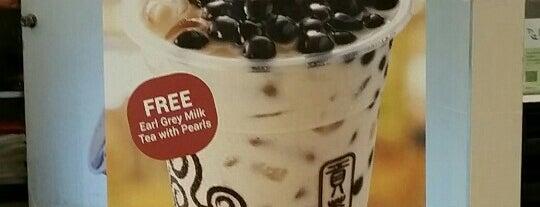 Gong Cha 贡茶 is one of Bubble Tea Craze.