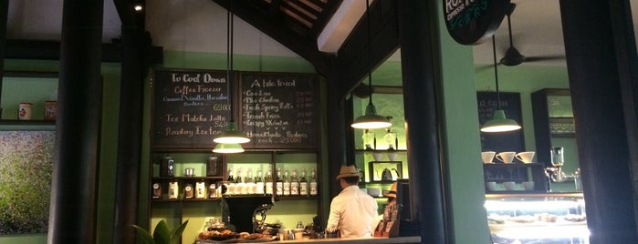 Hoi An Roastery - Espresso and Coffee House is one of Locais salvos de Bo.