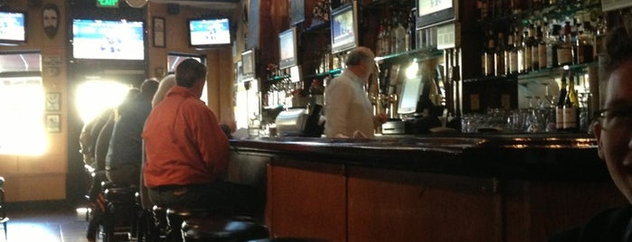 The Dubliner is one of Bars in San Francisco to watch NFL SUNDAY TICKET™.