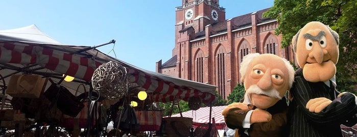 Auer Dult is one of Stadler and Waldorf in Munich - things to do.