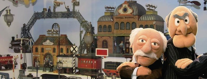Spielzeugmuseum is one of Stadler and Waldorf in Munich - things to do.