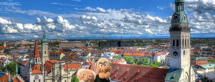St. Peter is one of Stadler and Waldorf in Munich - things to do.