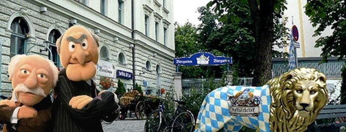Hofbräukeller is one of Stadler and Waldorf in Munich - things to do.