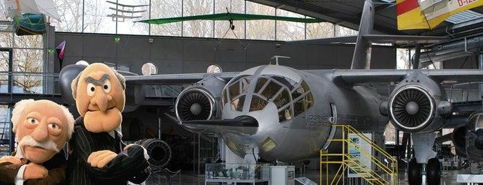 Deutsches Museum - Flugwerft Schleißheim is one of Stadler and Waldorf in Munich - things to do.