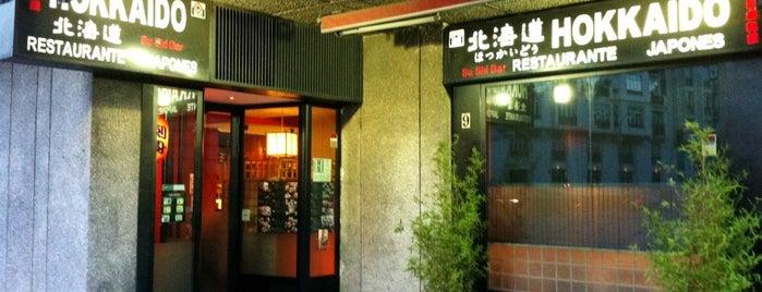 Restaurante Hokkaido is one of Donde comer/cenar.