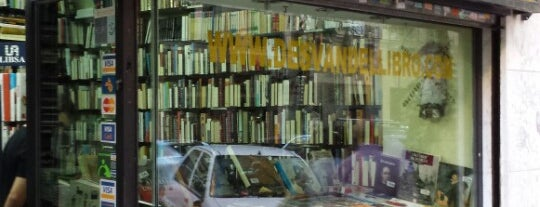 El Desván del libro is one of Mis librerías de Madrid.