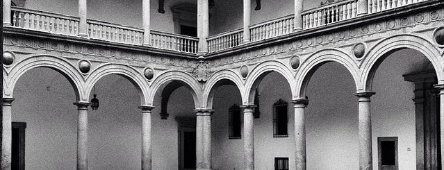 Hospital de Tavera is one of Toledo.