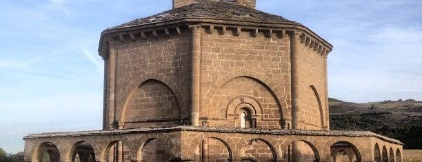 Santa María de Eunate is one of Reyno de Navarra, Tierra de Diversidad.