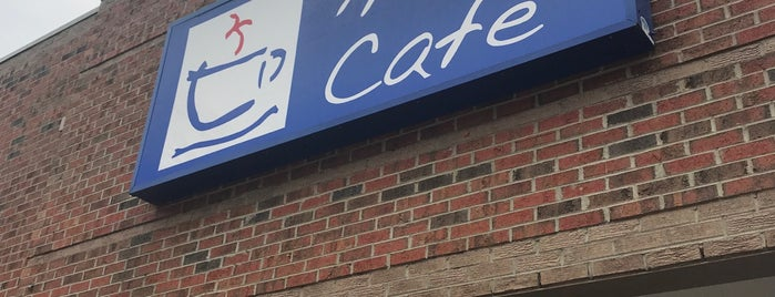 Hope Cafe is one of Raleigh Coffee Shops.