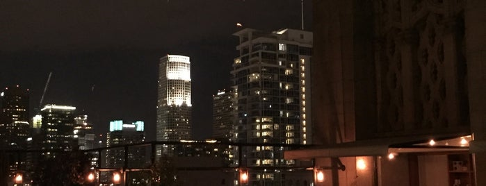 Ace Hotel Downtown Los Angeles is one of Lieux qui ont plu à Jules.