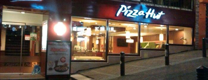 Pizza Hut is one of Begendigim Resturantlar.