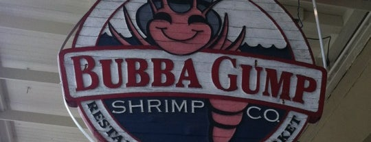 Bubba Gump Shrimp Co. is one of New Orleans.