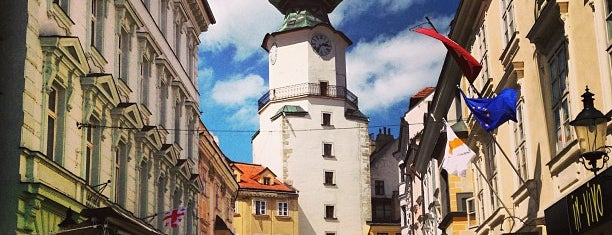 Michaelertor is one of Bratislava.