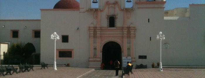 Acajete is one of Municipios de Puebla.