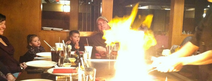 Hibachi of Valley Forge is one of Posti che sono piaciuti a Christopher.