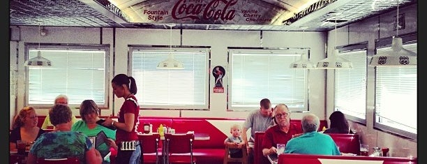 Route 66 Diner is one of Missouri.