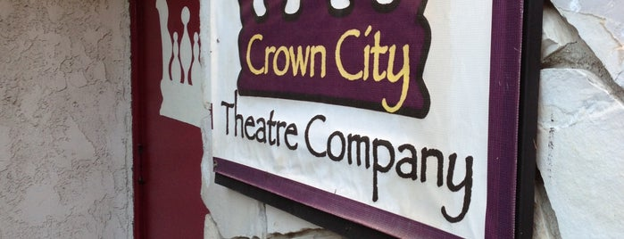 Crown City Theatre is one of Theatres.