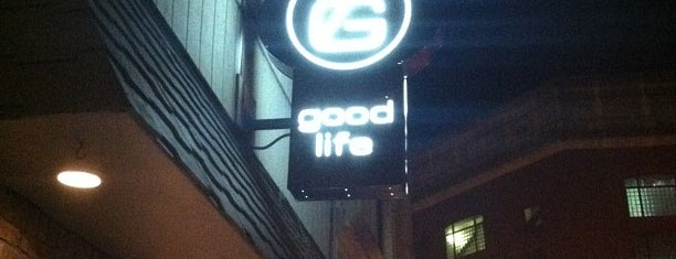 Good Life is one of Boston Bars.