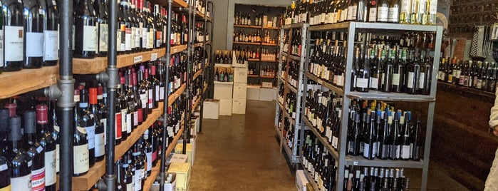 Division Wines is one of Portland A-F.