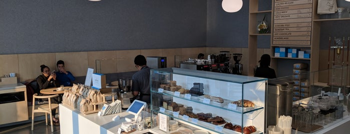 Blue Bottle Coffee is one of City: San Fracisco, CA.
