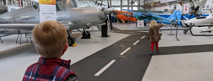 Oakland Aviation Museum is one of City: San Fracisco, CA.