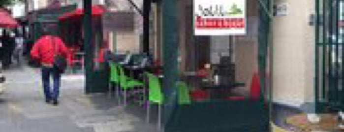 Jalil sabor a hogar is one of Café Turco.