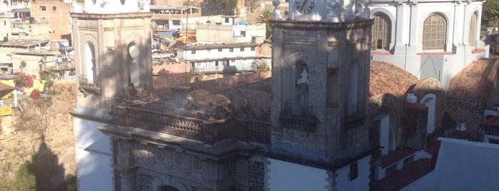Santuario Del Señor De Chalma is one of Lugares favoritos de Alis.