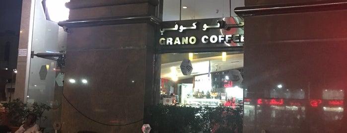 Grano Coffee is one of Dubai Food 3.
