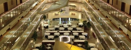 Maritim Airport Hotel is one of Hannover-List.